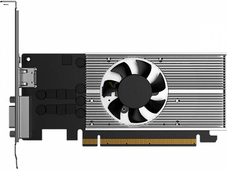 Видеокарта Intel с разъёмом VGA. Появились спецификации и фото карты Gunnir Iris Xe
