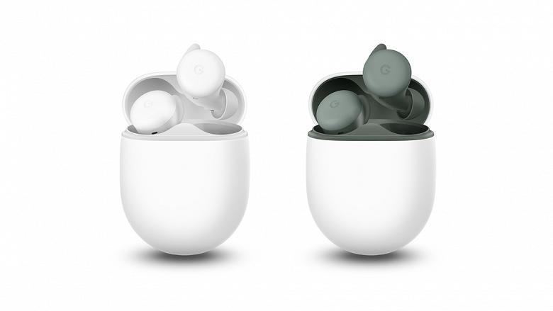 Google выпустила «народные» беспроводные наушники Pixel Buds