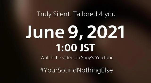 Топовые наушники Sony WF-1000XM4 выходят 9 июня