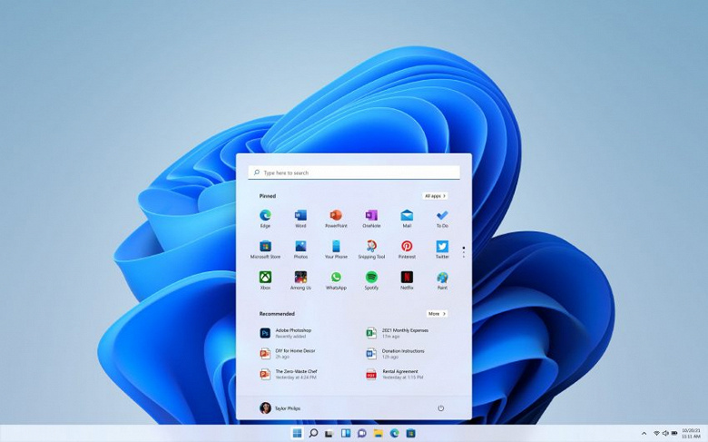 Официально: пользователи Windows 10 смогут бесплатно перейти на Windows 11