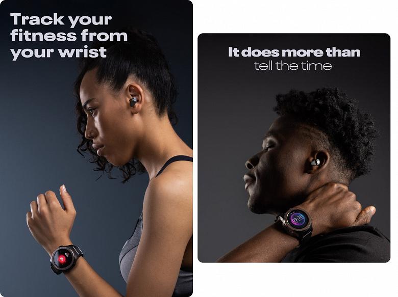 Умные часы с наушниками Wearbuds Watch стали хитом еще до выхода