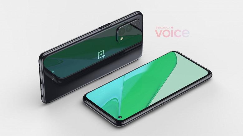 Экран AMOLED, 90 Гц, 4500 мА·ч и 64 Мп. Раскрыты все характеристики смартфона OnePlus Nord CE 5G