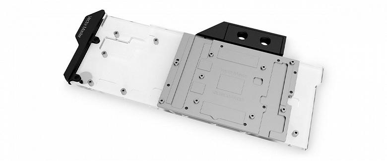 Водоблок EK-Quantum Vector Master RX 6800XT/6900XT D-RGB предназначен для видеокарт Gigabyte Aorus Radeon RX 6800 XT Master и RX 6900 XT Master