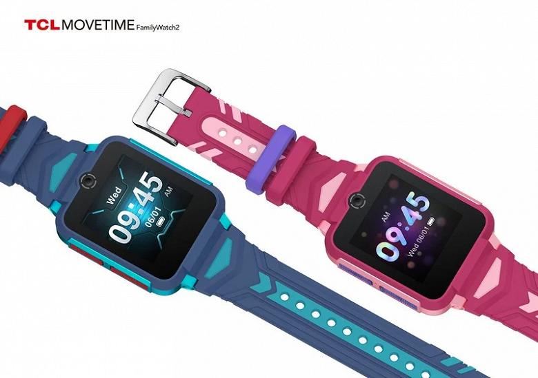 В Европе выходят умные часы, позволяющие родителям следить за детьми. Представлены MoveTime Family Wach 2