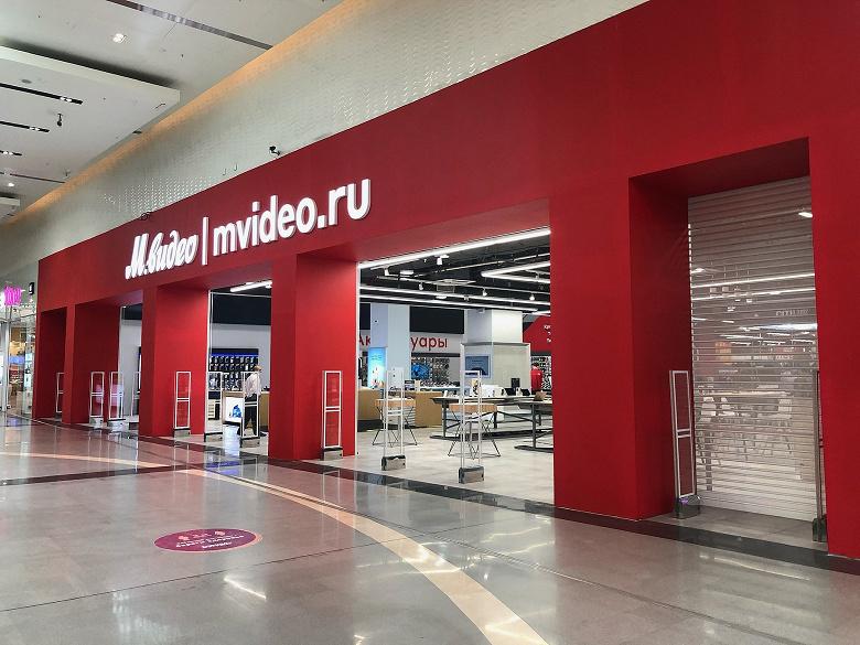 В России появился первый магазин «М.Видео» с управлением со смартфона