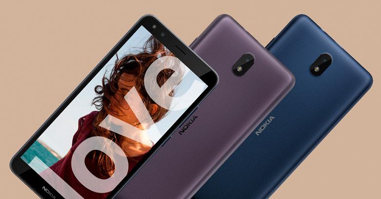В России стартовали продажи смартфона Nokia с Android 11 Go для самых экономных