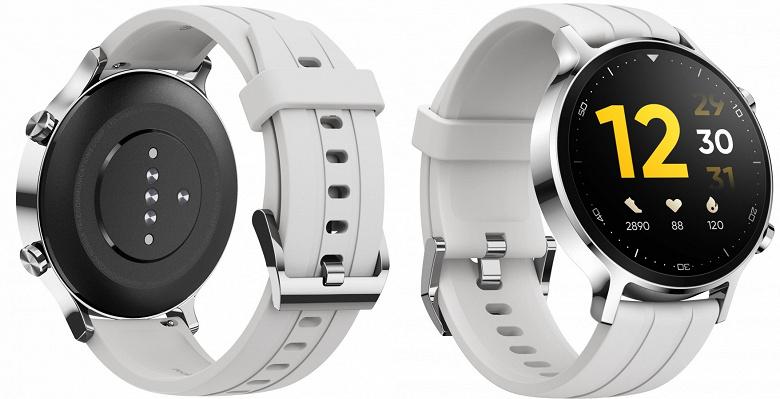 Представлена новая версия умных часов Realme Watch S