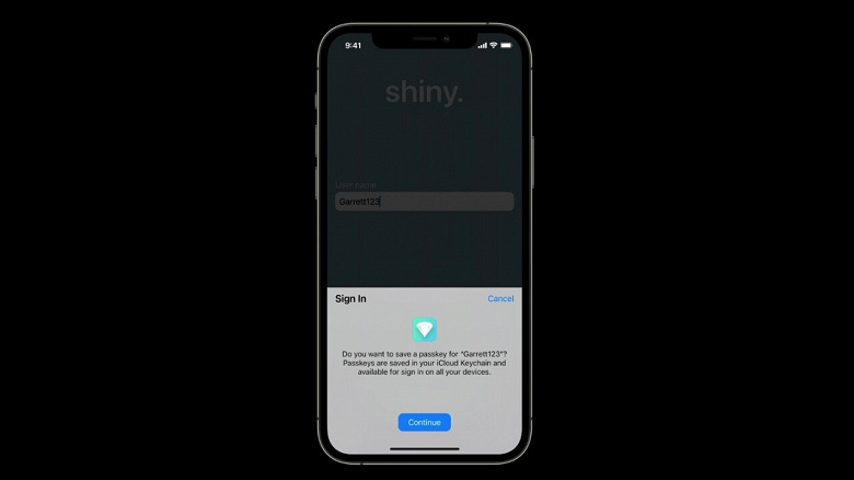 Apple предлагает забыть о паролях и полностью заменить их на Face ID и Touch ID. Технология Passkeys выйдет уже в этом году