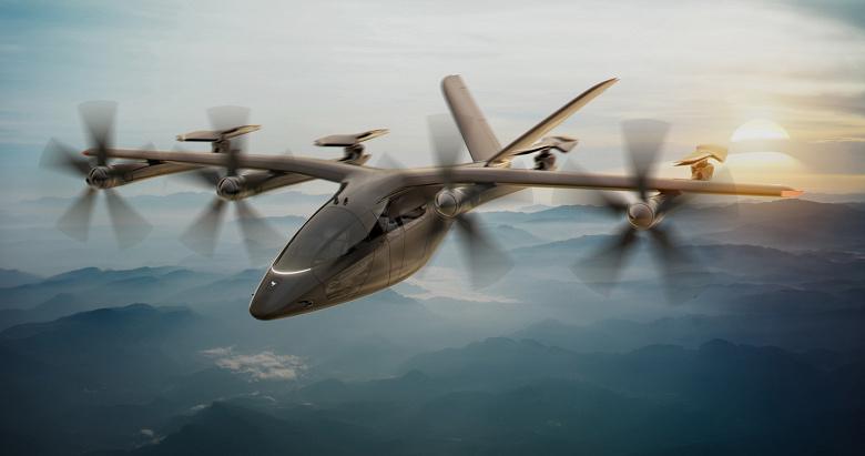 Avolon и Vertical Aerospace объявляют о крупнейшем в мире заказе электрических самолётов с вертикальным взлётом и посадкой