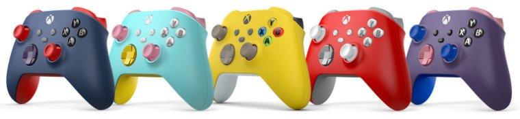 Microsoft предлагает всем желающим пользователям создавать уникальные геймпады для Xbox с гравировкой