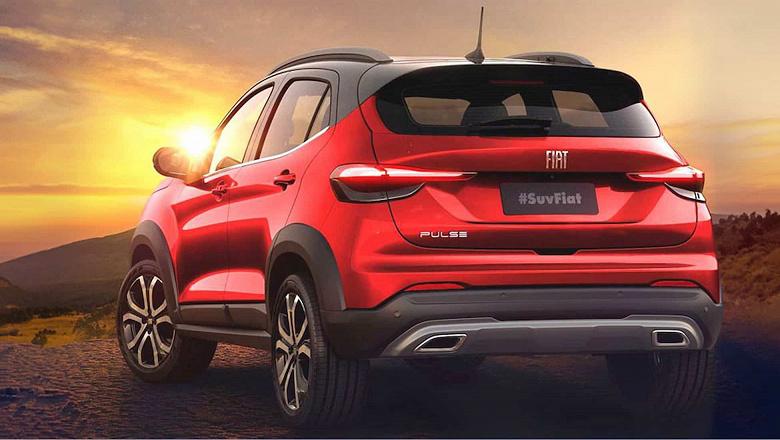 Недорогой конкурент Renault Duster от Fiat выходит в сентябре-октябре 2021