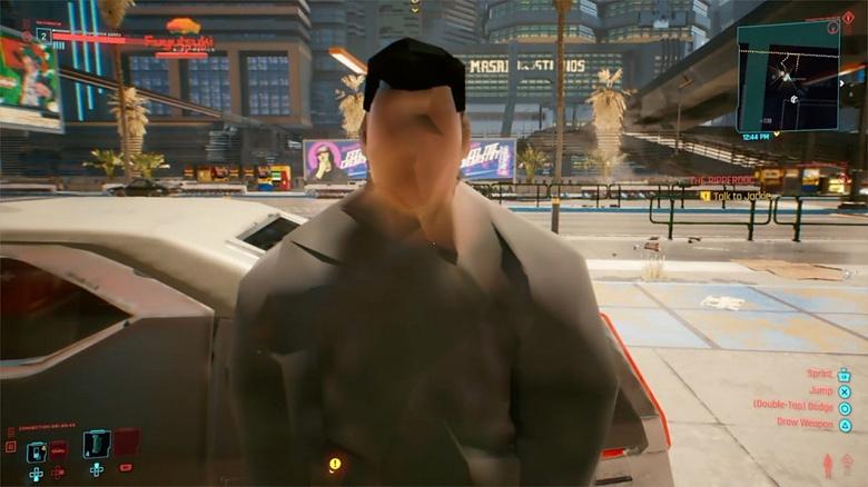 Cyberpunk2077 действительно улучшили, и теперь в игру можно играть даже на PS4. А вот на Xbox One S производительность всё равно низкая