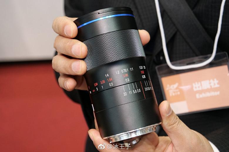 Объектив Laowa 100mm f/2.8 2X Ultra Macro APO стал доступен в варианте с креплением Leica L
