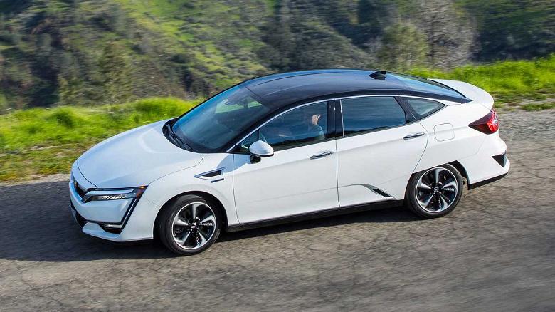 Водородные машины пока не интересуют покупателей? Honda прекращает производство Clarity
