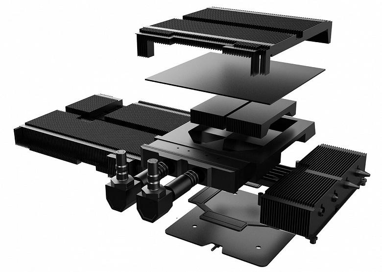 Видеокарта Colorful iGame GeForce RTX 3090 Kudan с гибридной системой охлаждения стоит 4999 долларов
