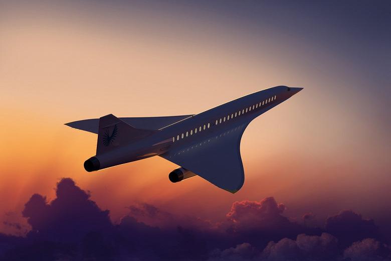 У сверхзвуковых пассажирских авиалайнеров Boom Overture уже появился первый потенциальный клиент