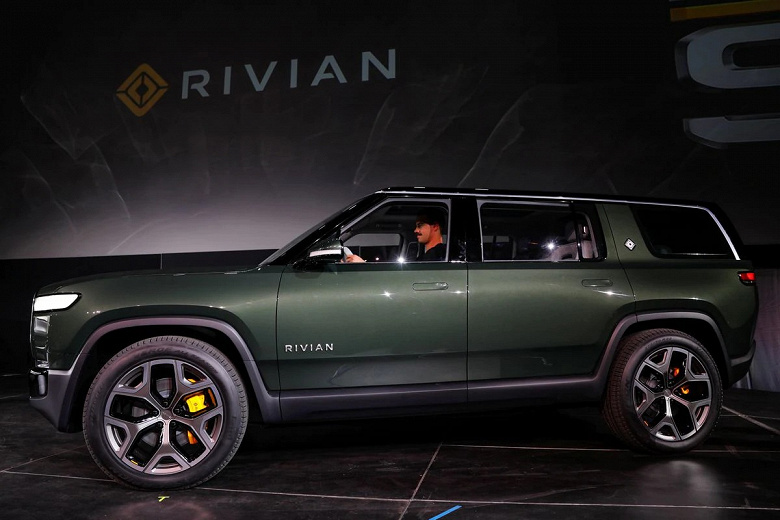 Очередной раунд финансирования принес Rivian 2,5 млрд долларов