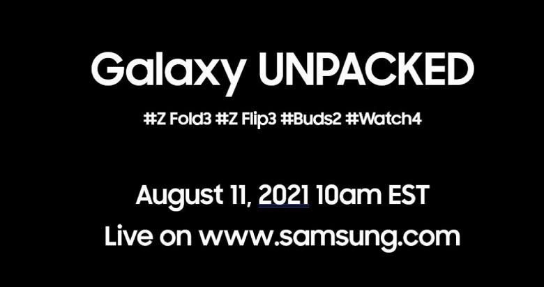 Крупнейший летний анонс Samsung состоится 11 августа. Компания представит смартфоны, умные часы и наушники