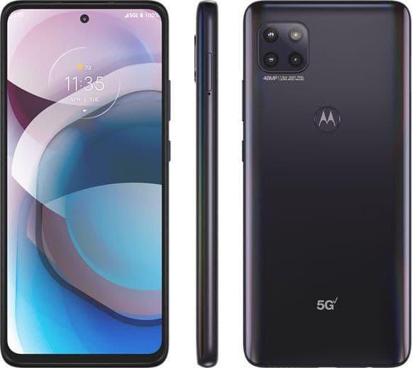 5000 мА·ч, 48 Мп, Snapdragon 750G и Android 11. Раскрыты характеристики смартфона Motorola One 5G UW Ace