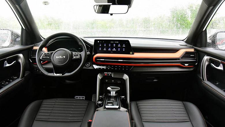 Совершенно новый Kia Sportage с адаптивным круиз-контролем дешевле 20 000 долларов поступил в продажу в Китае