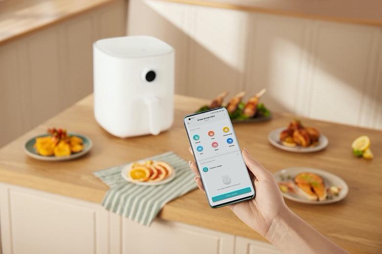 Xiaomi introduced a smart deep fryer in Europe