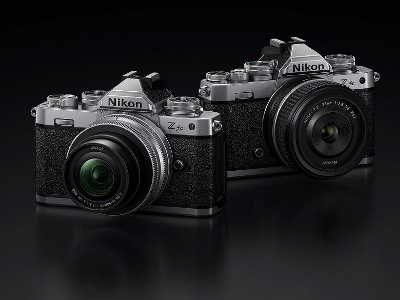 Nikon Z fc camera orders exceed expectations, company fails