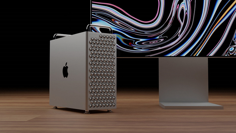 Can't Apple completely ditch Intel processors yet?  Updated Mac Pro credited with 10nm Xeon W-3300 CPU