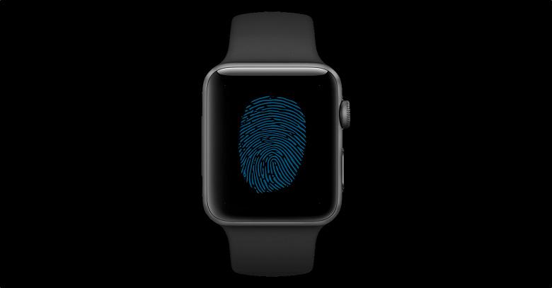 Apple Watch не получат датчик Toiuch ID в ближайшем будущем