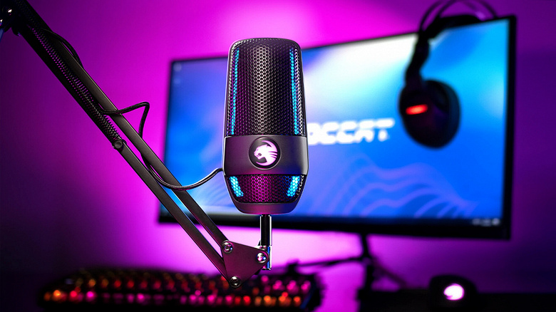 Анонсированы продажи микрофона Roccat Torch