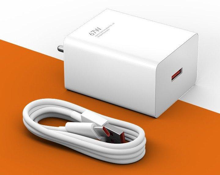 Представлено зарядное устройство Xiaomi Mi 67W SonicCharge 3.0 с европейской вилкой