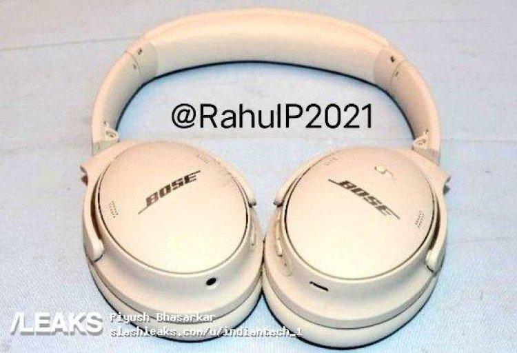 First live photos of Bose QuietComfort 45 headphones