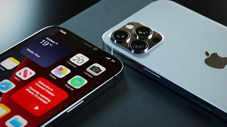 Названы даты анонса и начала продаж iPhone 13