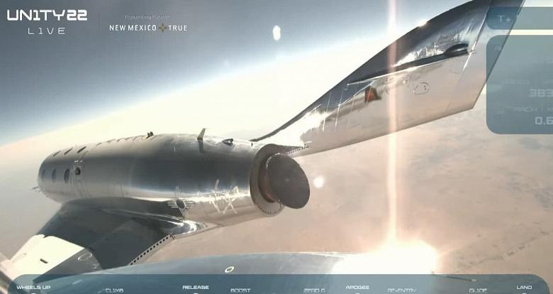 Илон Маск и Джефф Безос поздравили с успешным полётом в «космос» Ричарда Брэнсона