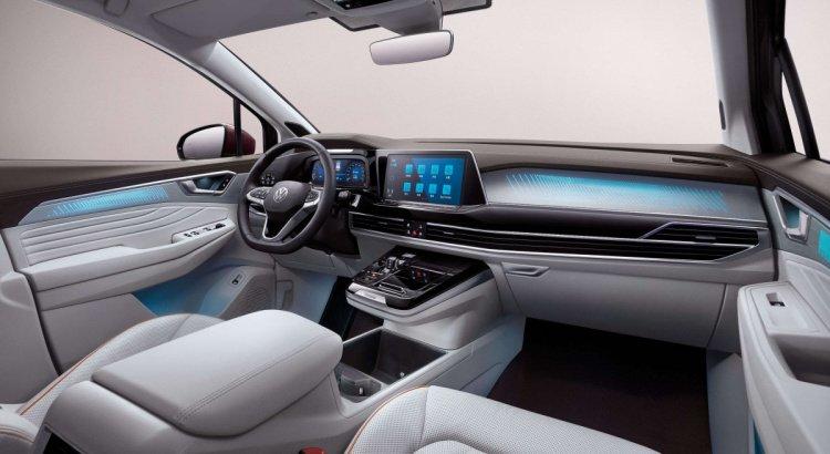 Volkswagen Passat B9 станет гибридом седана, универсала и кроссовера