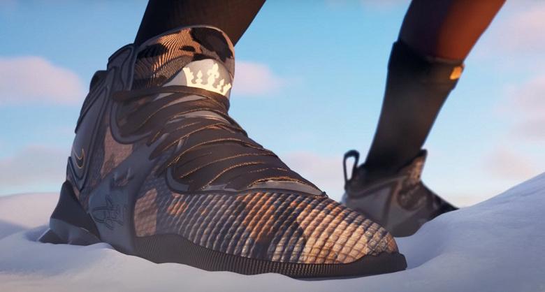«Король НБА» Леброн Джеймс появился в Fortnite