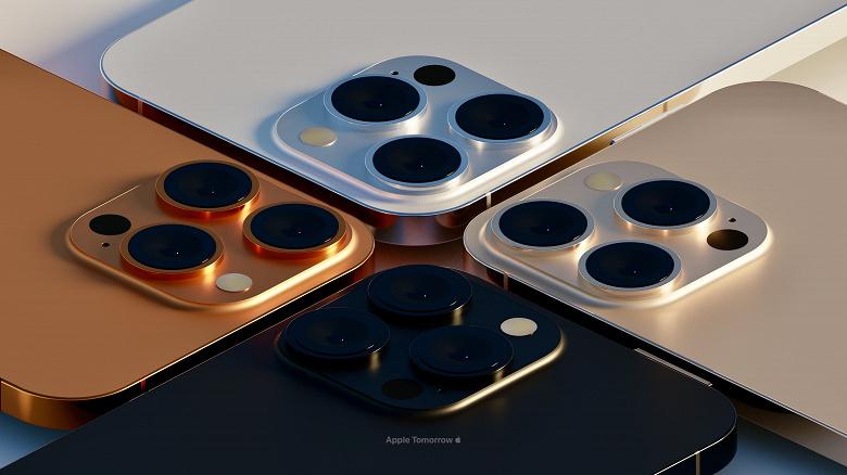 iPhone 13 Pro Max в четырёх новых цветах показали на качественных изображениях