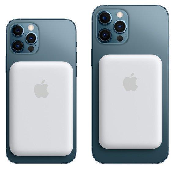 Apple выпустила аккумулятор-магнит для iPhone 12, скоро и в России