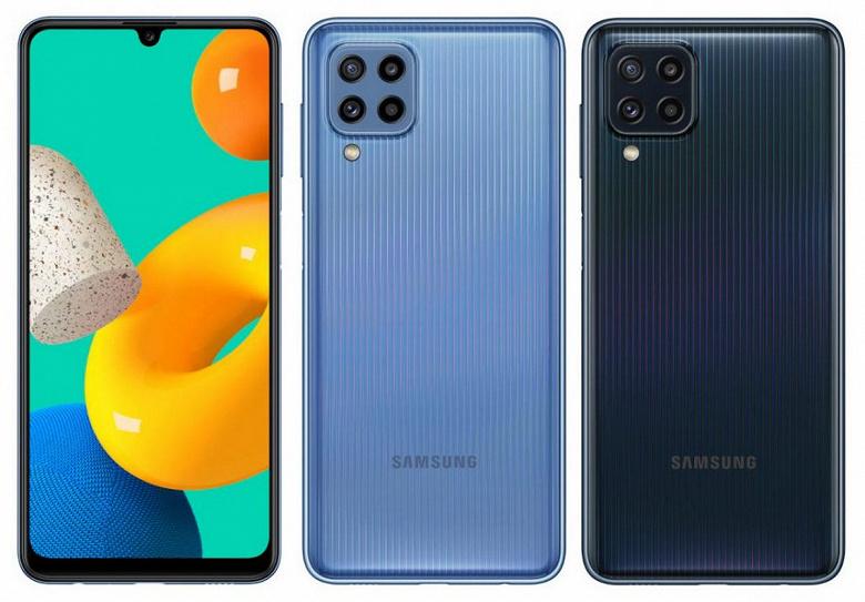 5000 мА•ч, Super AMOLED, 90 Гц и Android 11: европейский Samsung Galaxy M32 отличается от индийского