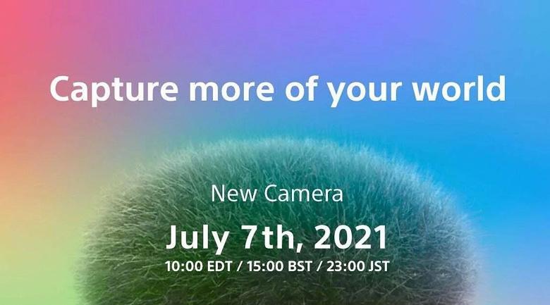 Анонс камеры Sony ZV-E10 отложен