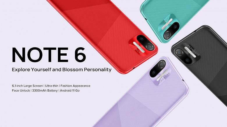 Представлен тонкий и лёгкий смартфон с камерой в стиле Xiaomi Mi 11 от производителя неубиваемых телефонов Ulefone