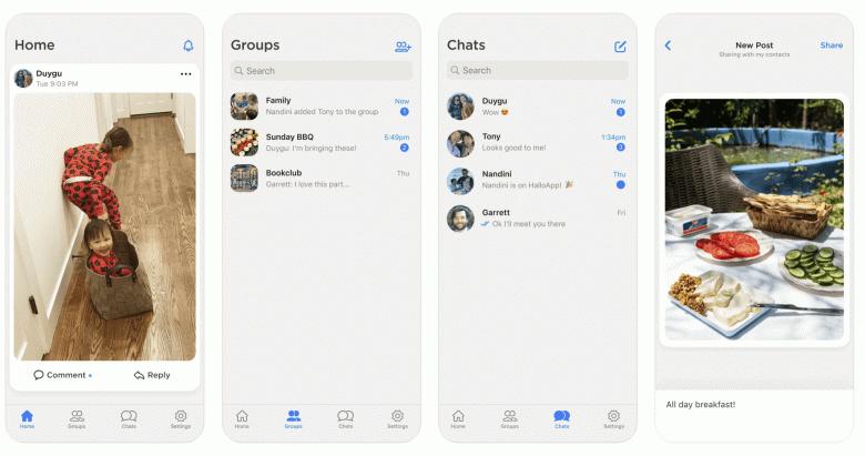 «Противоядие от традиционных социальных сетей» — создатели WhatsApp запустили приложение HalloApp, в котором вообще нет рекламы