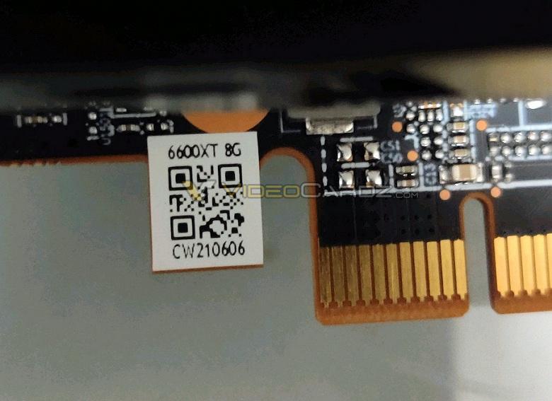 Radeon RX 6600 XT показали на живых фото. В тесте она выступила на одном уровне с GeForce RTX 3070 Ti