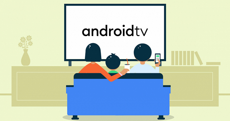 Огромное обновление Android TV 12: интерфейс в 4K, переменная частота кадров и другие нововведения