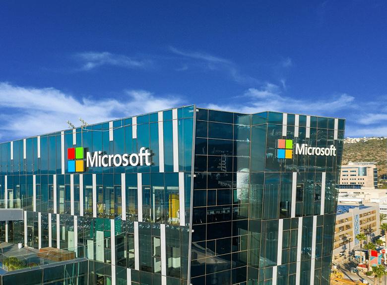 Компания Microsoft опубликовала отчет за четвертый квартал 2021 финансового года