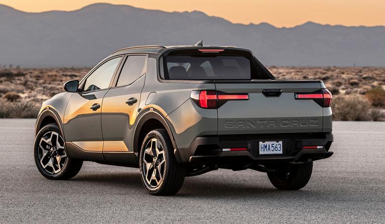 Объявлены цены на пикап Hyundai Santa Cruz в духе нового Tucson: автомобиль уже поступил в продажу в США