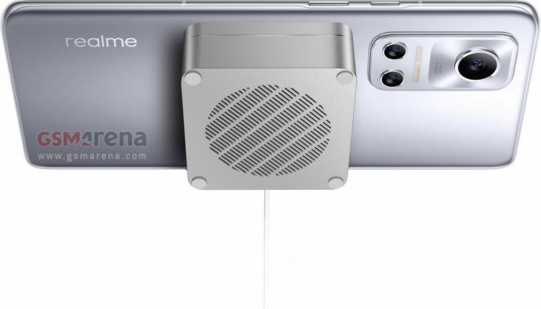 Как у iPhone 12, но для рынка Android. RealmeFlash с магнитной беспроводной зарядкой MagDart покажут 3 августа