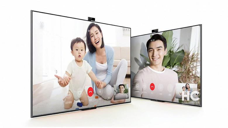 Новые телевизоры Huawei Smart Screen SE с HarmonyOS 2.0 с 13-мегапиксельной камерой уже можно заказать