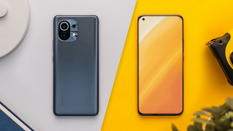 XiaomiMi11 оказался худшим смартфоном в рейтинге DxOMark. У аппарата очень плохая автономность