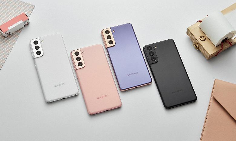 Европейские пользователи смартфонов Samsung Galaxy S21 смогут опробовать Android 12 и One UI 4.0 совсем скоро