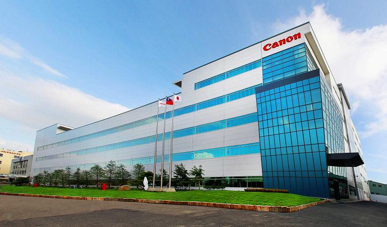 Canon за год удалось нарастить выручку на 31,0%
